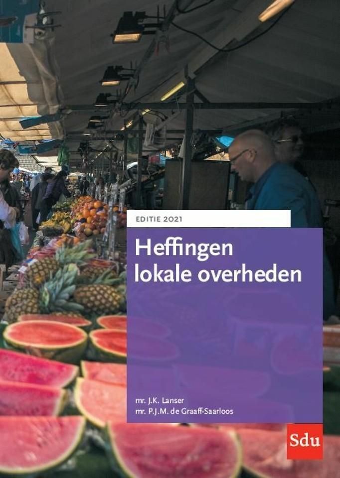 Heffingen lokale overheden - Editie 2021