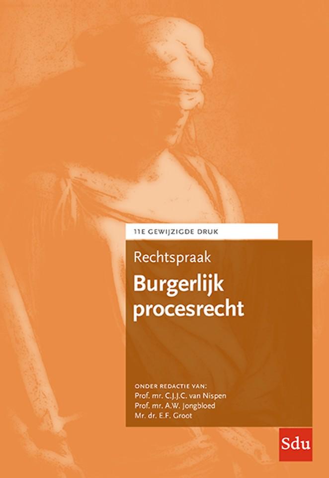 Rechtspraak Burgerlijk procesrecht