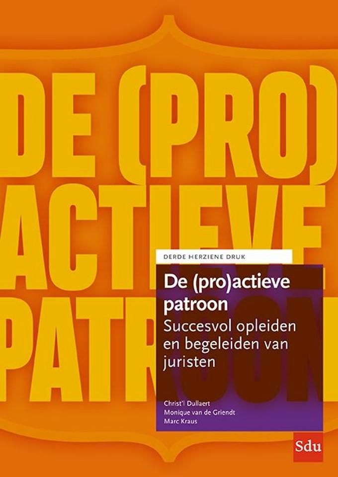 De (pro)actieve patroon