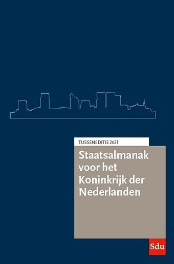 Staatsalmanak voor het Koninkrijk der Nederlanden. Tusseneditie 2021