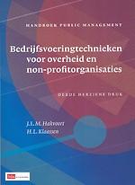 Bedrijfsvoeringtechnieken voor overheid en non-profitorganisaties