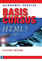 Basiscursus HTML5 inclusief CSS3