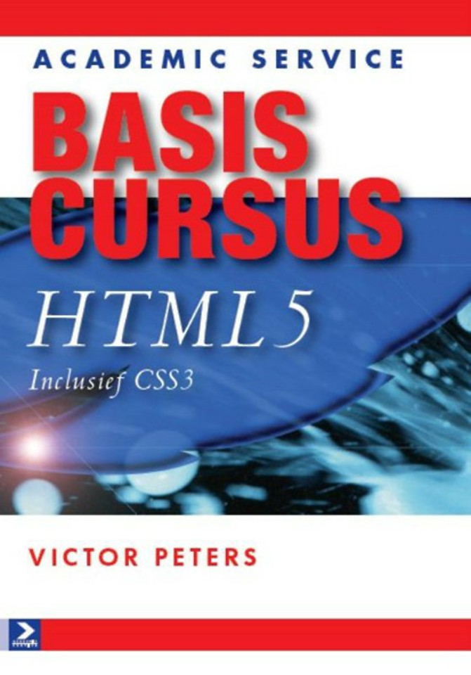 Basiscursus HTML5 inclusief CSS3