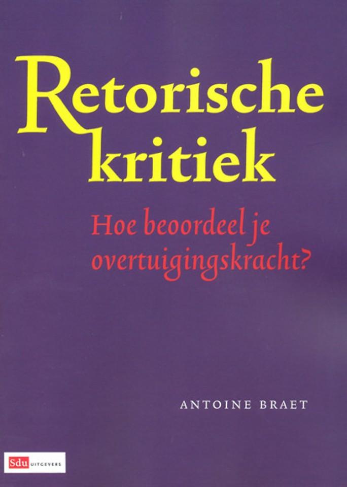 Retorische kritiek