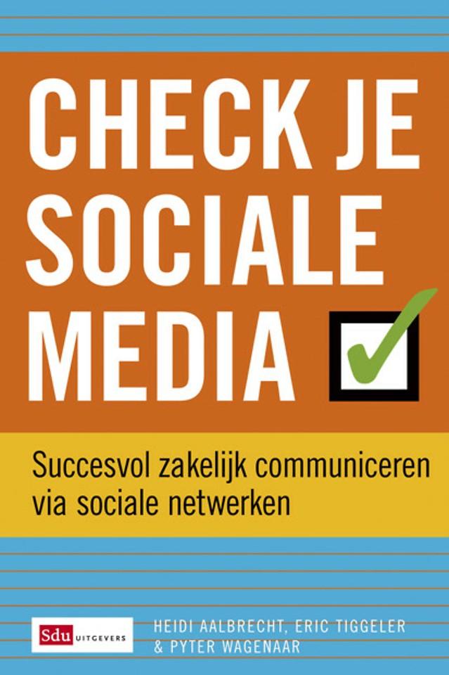 Check je sociale media