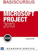 Basiscursus Microsoft Project 2013