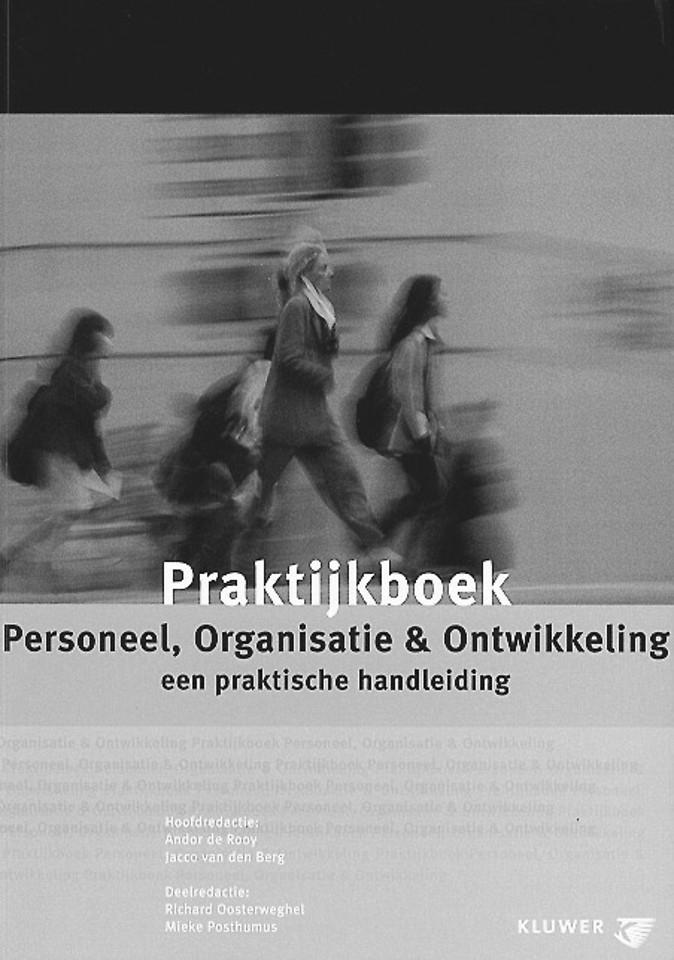 Praktijkboek Personeel, Organisatie & Ontwikkeling