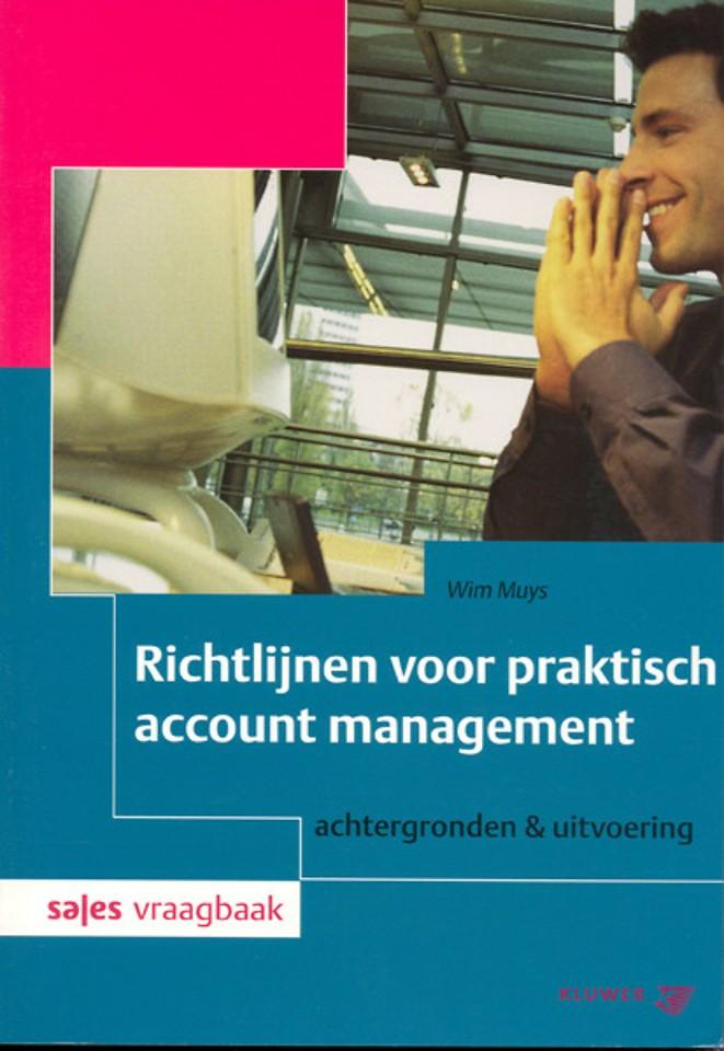 Richtlijnen voor praktisch account management