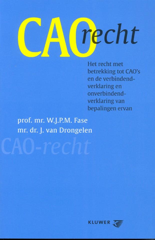 CAO-recht