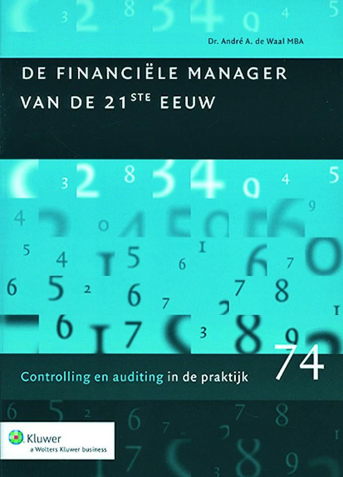 De financiële manager van de 21ste eeuw