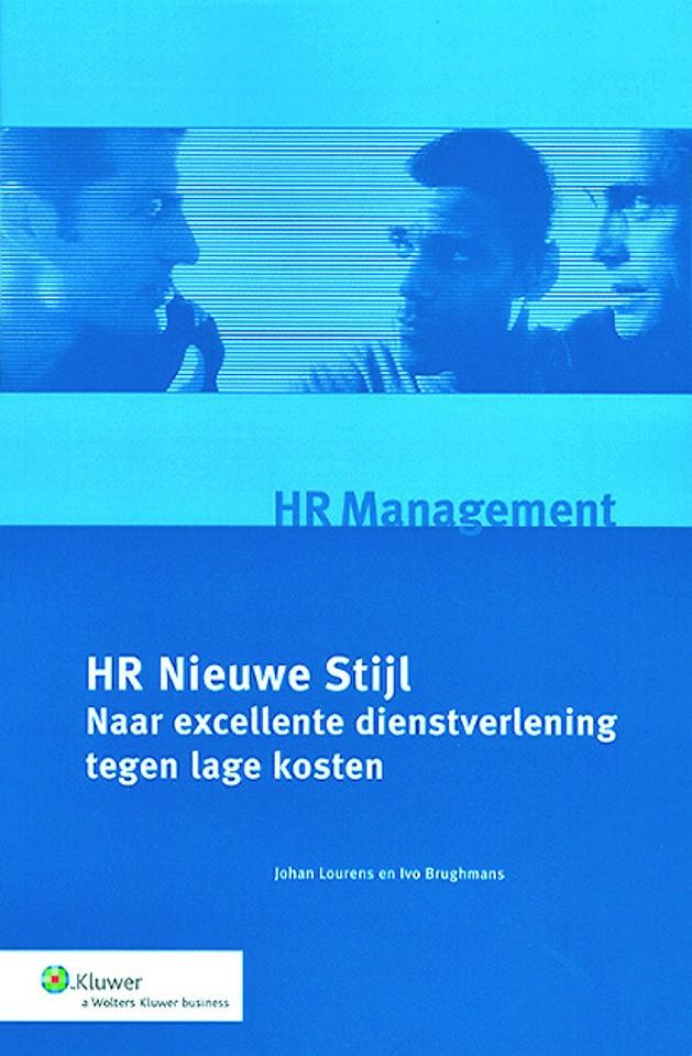 HR nieuwe stijl