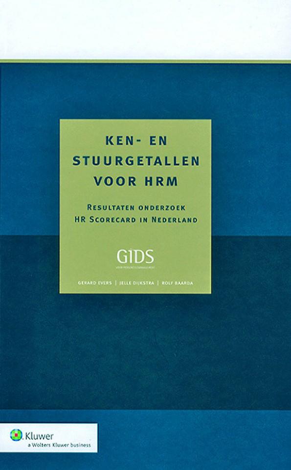 Ken- en stuurgetallen voor HRM