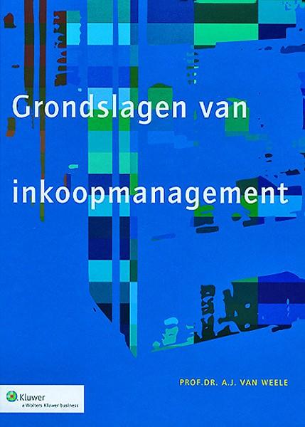 Super Grondslagen van inkoopmanagement door Arjan van Weele (Boek XQ-59