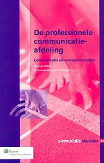 De professionele communicatieafdeling