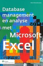 Database management en analyse met Microsoft Excel