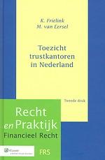 Toezicht trustkantoren in Nederland