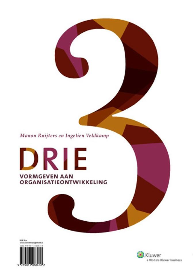DRIE - Vormgeven aan organisatieontwikkeling