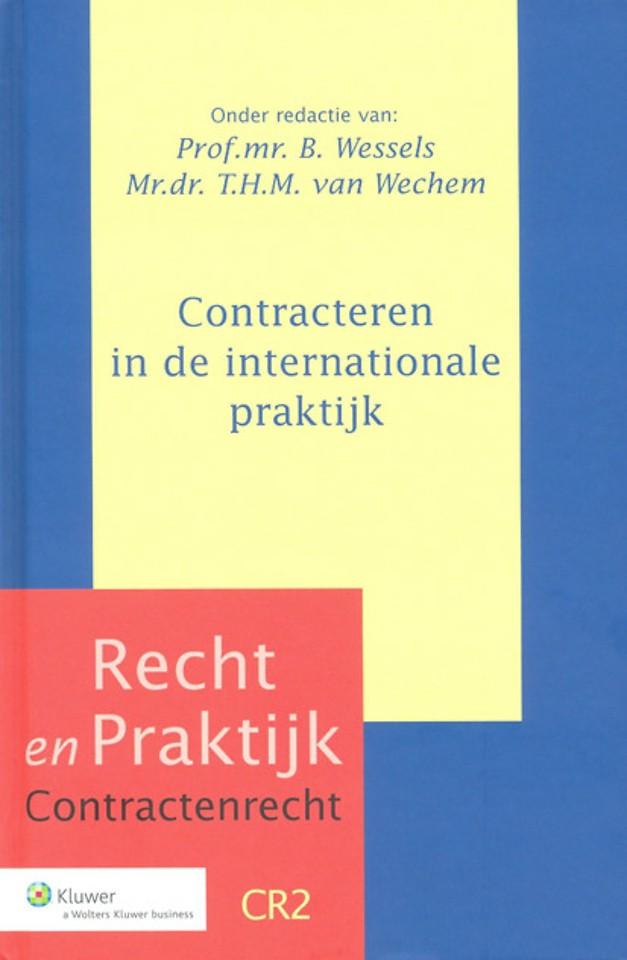 Contracteren in de internationale praktijk
