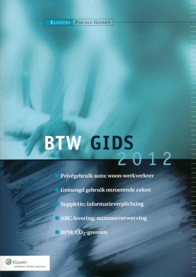 Kluwer BTW Gids 2012