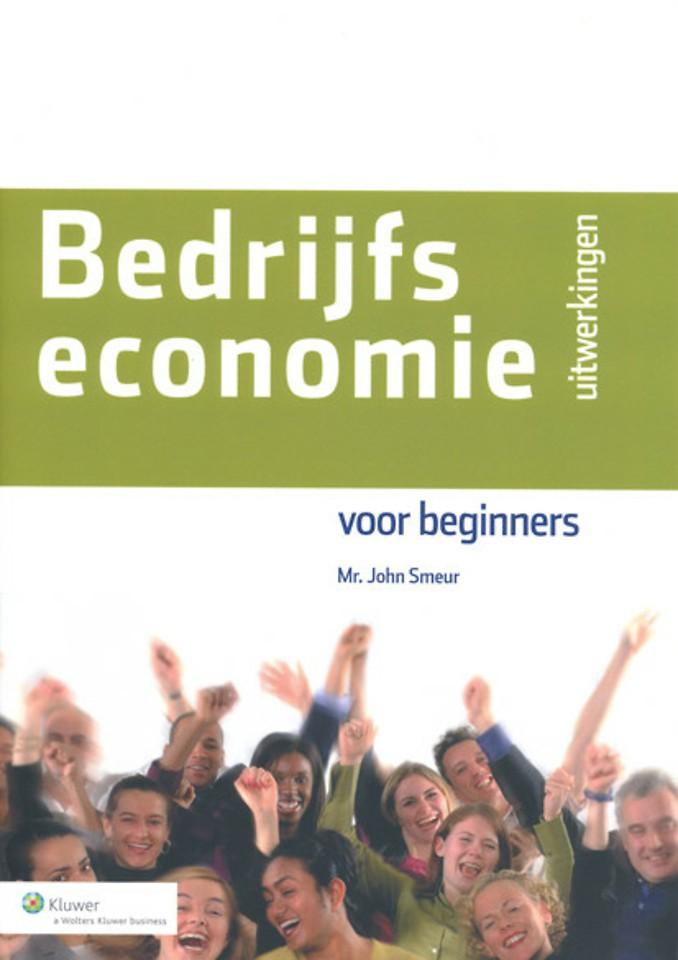 Bedrijfseconomie voor beginners uitwerkingen