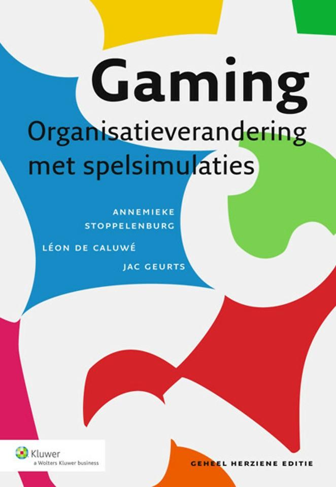 Gaming: Organisatieverandering met spelsimulaties