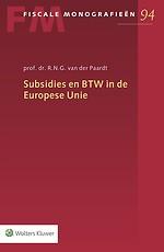 Subsidies en BTW in de Europese Unie