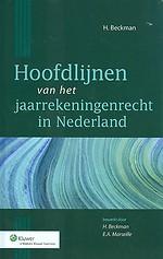 Hoofdlijnen van het jaarrekeningenrecht in Nederland