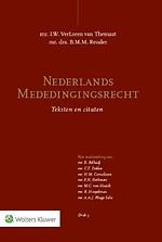 Nederlands Mededingingsrecht 2015-2016