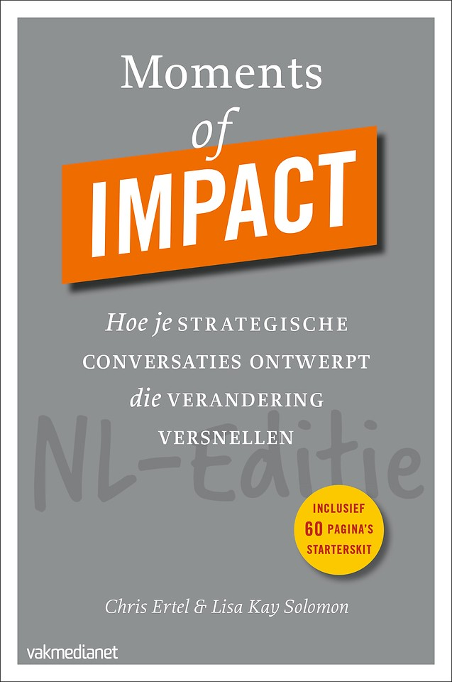 Moments of Impact - Nederlandse editie