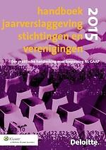 Handboek jaarverslaggeving stichtingen en verenigingen 2015