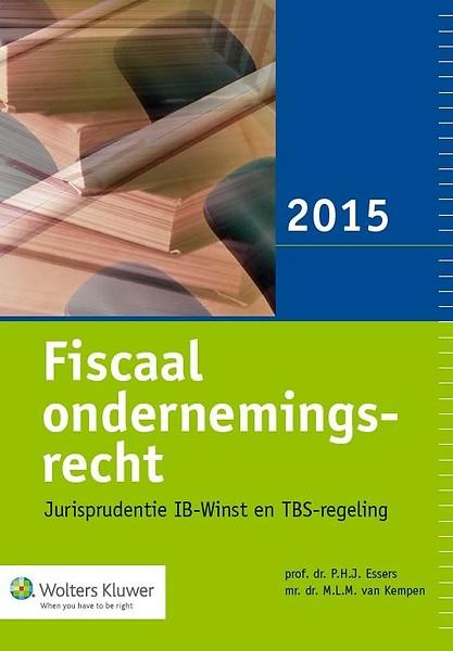 Fiscaal ondernemingsrecht 2015