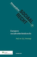 Europees socialezekerheidsrecht