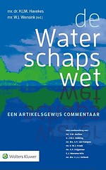 De Waterschapswet 2015