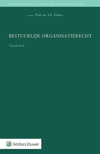 Bestuurlijk organisatierecht