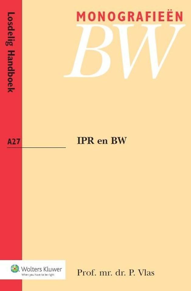 IPR en BW