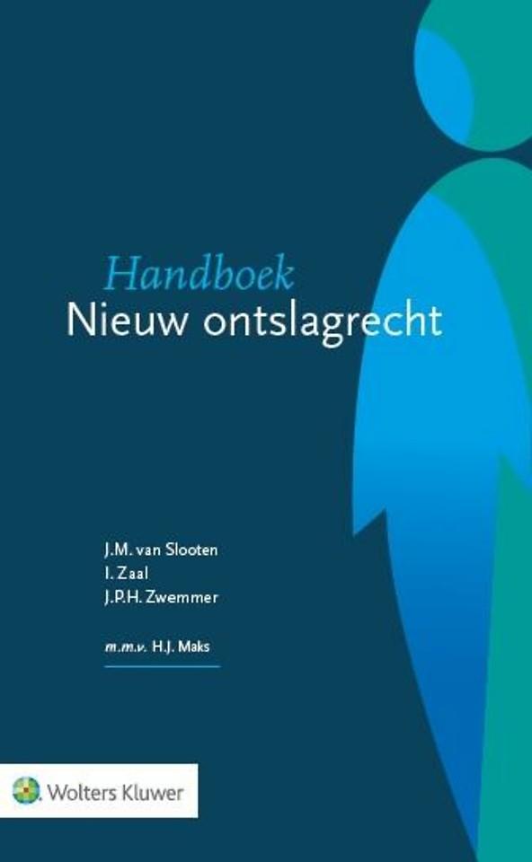 Handboek nieuw ontslagrecht