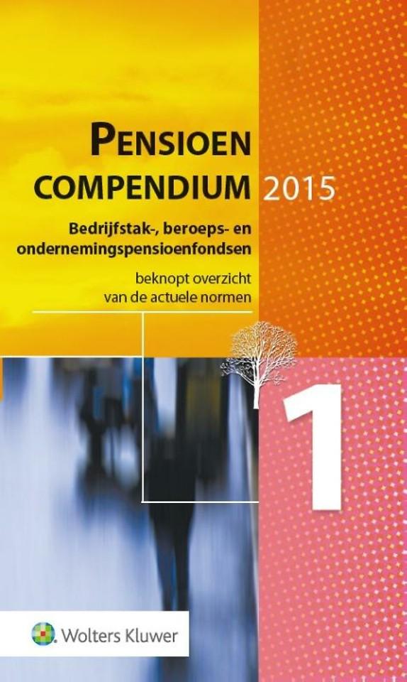 Pensioencompendium 1 - 2015