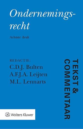 Tekst & Commentaar: Ondernemingsrecht