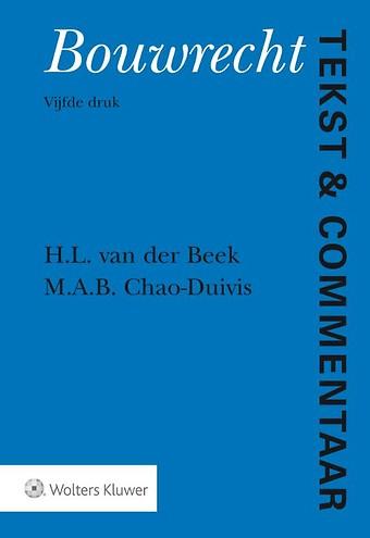 Tekst & Commentaar: Bouwrecht