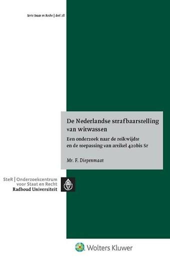 De Nederlandse strafbaarstelling van witwassen