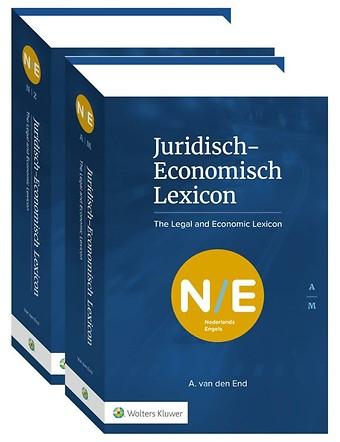 Juridisch-Economisch Lexicon/The Legal and Economic Lexicon, Nederlands-Engels