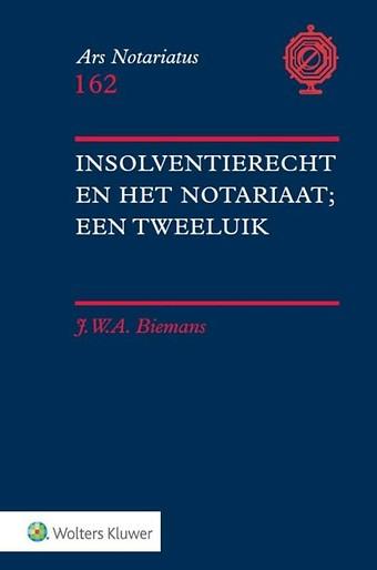 Insolventierecht en het notariaat