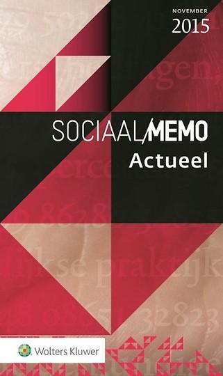 Sociaal Memo Actueel 2015