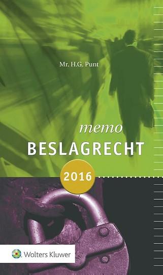 Memo Beslagrecht 2016