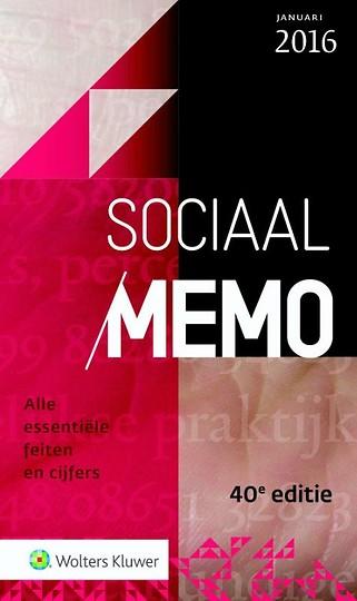 Sociaal Memo januari 2016