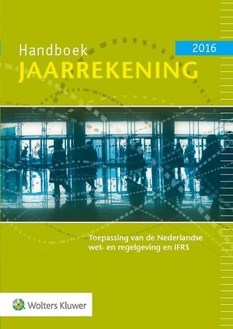 Handboek Jaarrekening 2016