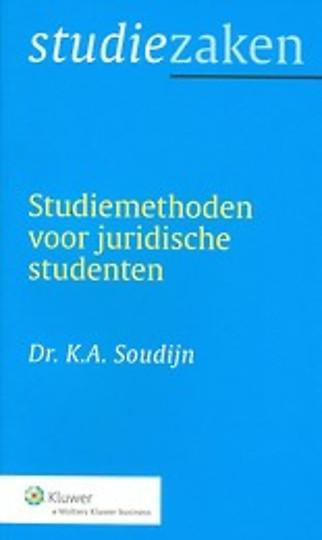 Studiemethoden voor juridische studenten