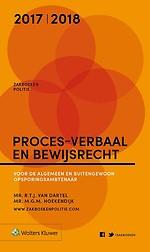 Zakboek Proces-verbaal en Bewijsrecht