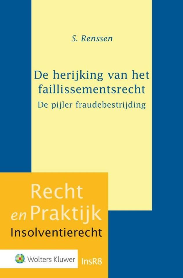 De herijking van het faillissementsrecht