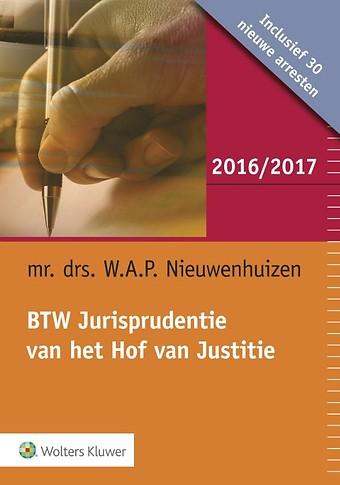BTW Jurisprudentie van het Hof van Justitie 2016/2017